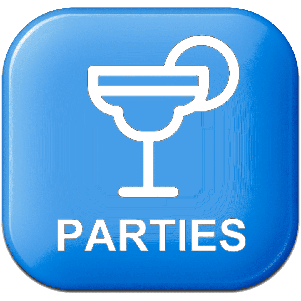 Click for Party Cruise Options