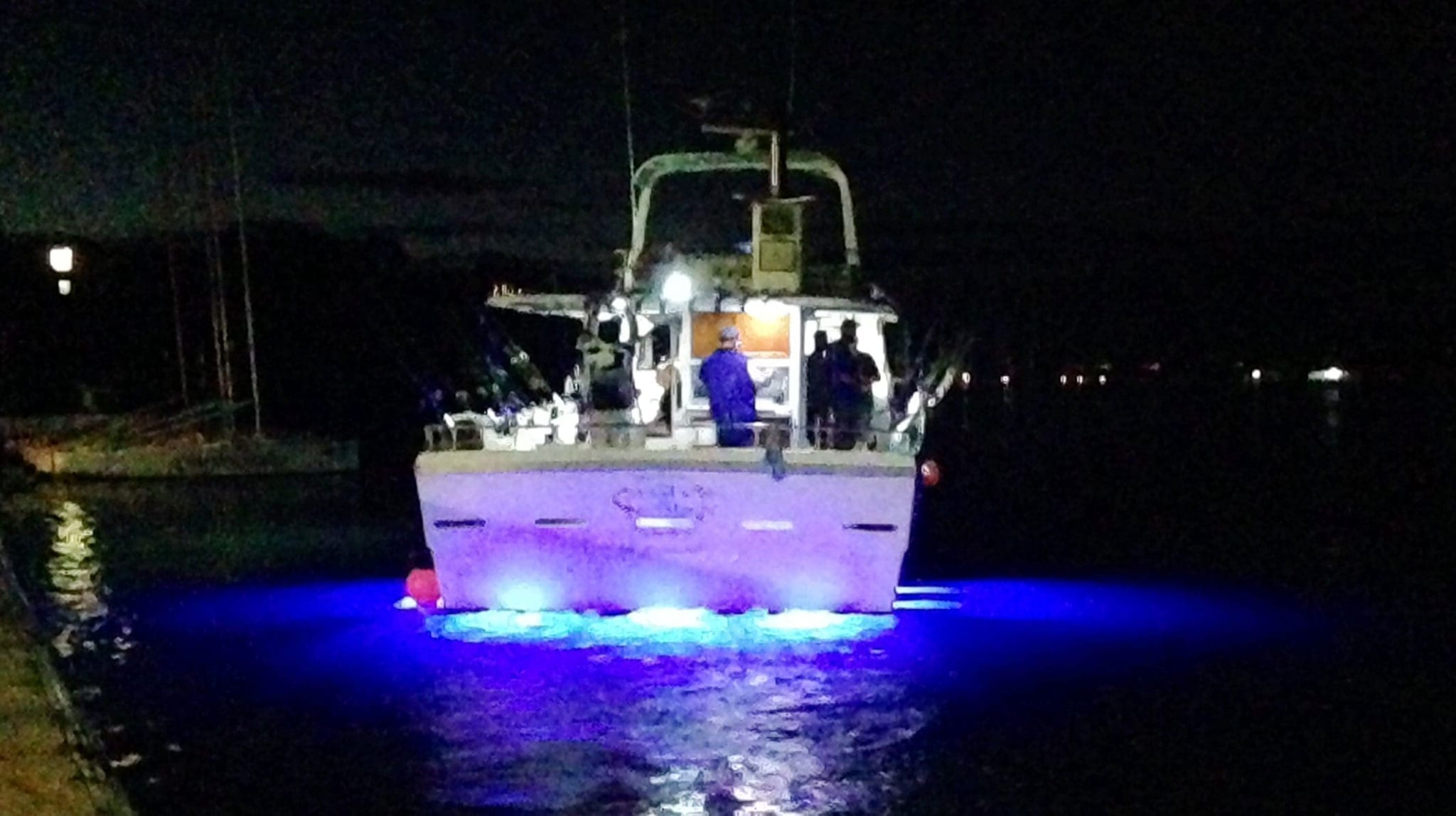 Overnight Deep Sea Fishing - Sunshine Coast Afloat