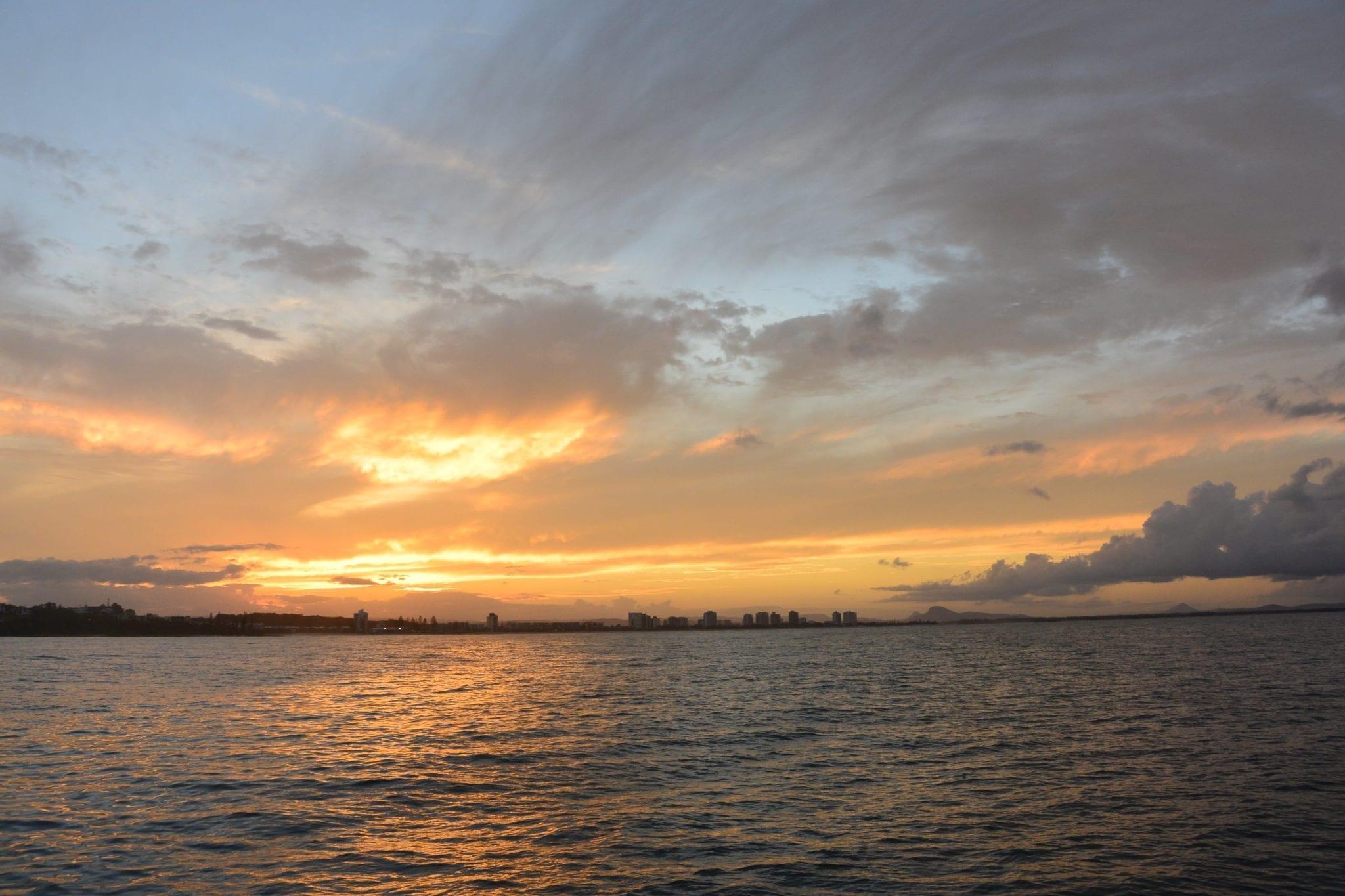 CORPORATE SUNSET CRUISE – Sunshine Coast