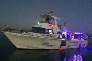 Canals Cruise - Sunshine Coast Afloat